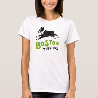 Boston Terriers T-Shirt