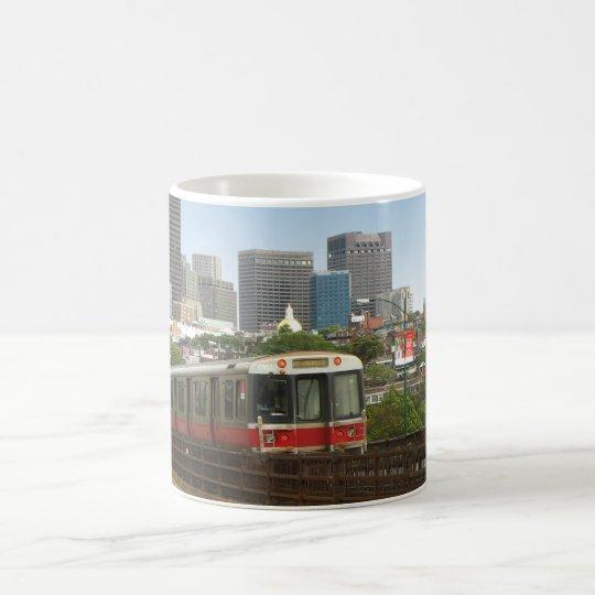 Boston Train Coffee Mug