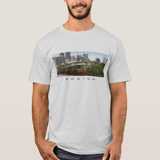 Boston Train T-Shirt