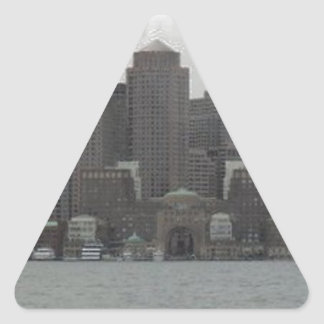 BOSTON TRIANGLE STICKER