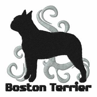 Boston tribal Terrier