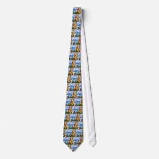 Boston Trinity Church Neck Tie