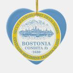 Boston, United States Ornaments