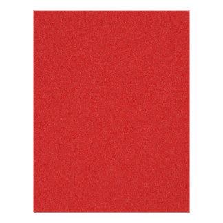 Boston University Red Star Dust Letterhead Design