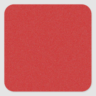 Boston University Red Star Dust Square Sticker