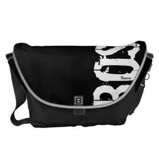 Boston - Urban Style Messenger Bag