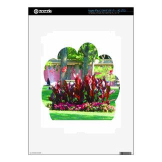 Boston USA America  Green Nature Photography Skin For iPad 3