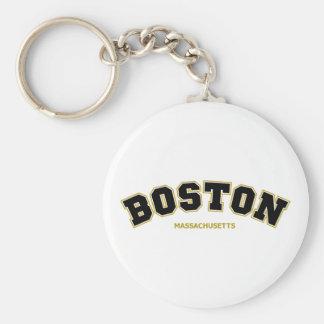 Boston Varsity Keychain
