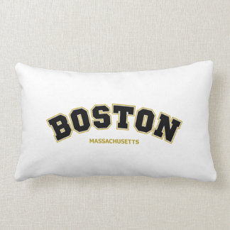 Boston Varsity Lumbar Pillow