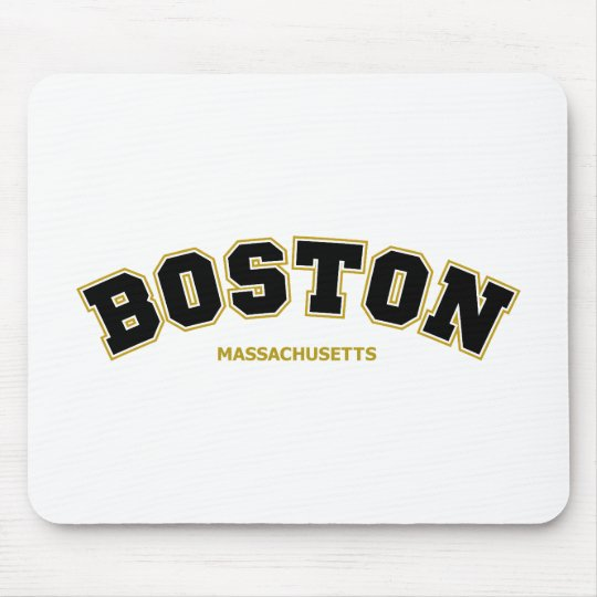 Boston Varsity Mouse Pad