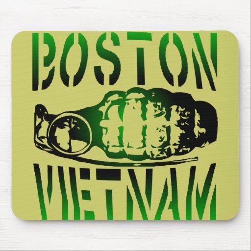 Boston Vietnam Mouse Pad
