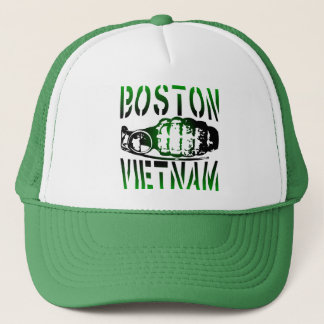 Boston Vietnam Trucker Hat
