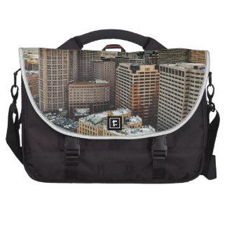 Boston view laptop computer bag