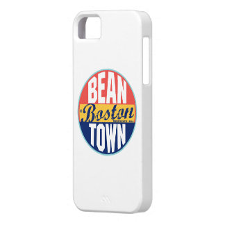 Boston Vintage Label iPhone SE/5/5s Case