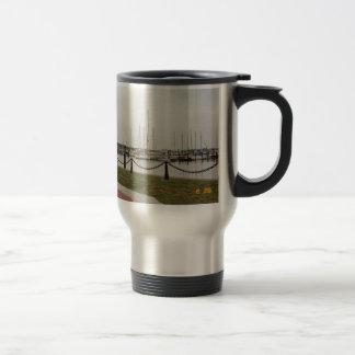 Boston water travel mug