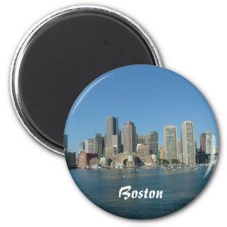 Boston Waterfront Magnet