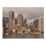 Boston Waterfront Post Card
