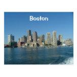 Boston Waterfront Postcards