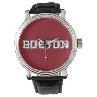 Boston Wristwatches