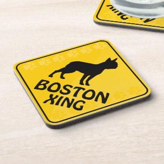 Boston Xing Drink Coaster