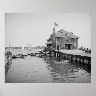 Boston Yacht Club Posters