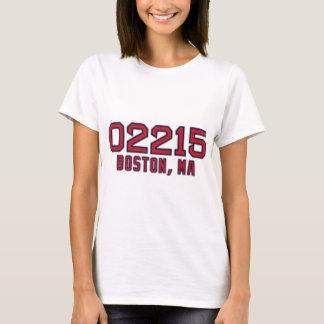 Boston ZipCode T-Shirt