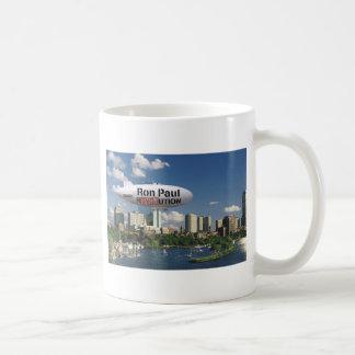 bostonAir2, RonPaulRevolutionJPG Classic White Coffee Mug