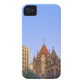 Boston's Copley Square in late afternoon light. iPhone 4 Case
