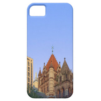 Boston's Copley Square in late afternoon light. iPhone SE/5/5s Case