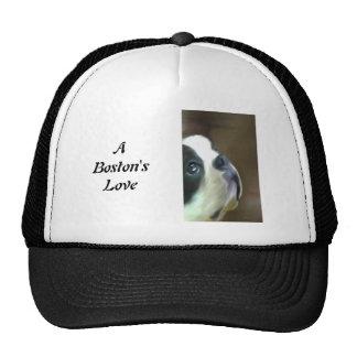 Bostons Love Hat