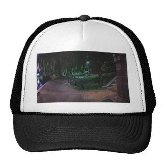 Boston's Public Garden Trucker Hat