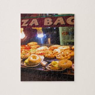 Bostons rich cuisine photos travel documentary jigsaw puzzle