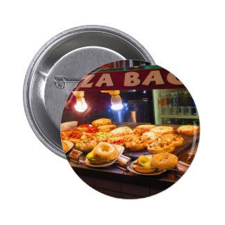 Bostons rich cuisine photos travel documentary pinback button