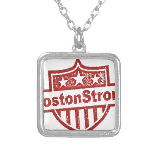 BostonStrongShield.png Colgantes Personalizados