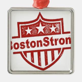 BostonStrongShield.png Adorno Cuadrado Plateado