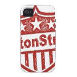 BostonStrongShield.png iPhone 4 Carcasa