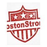 BostonStrongShield.png Plantilla De Membrete