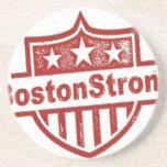 BostonStrongShield.png Posavasos Diseño