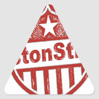 BostonStrongShield.png Triangle Sticker