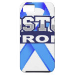 BostonStrongwithRibbon.jpg iPhone 5 Case-Mate Cárcasas