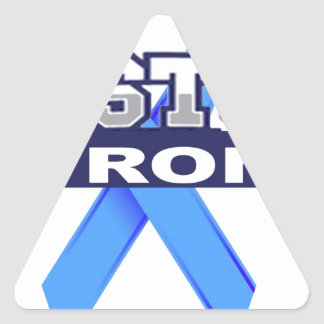 BostonStrongwithRibbon.jpg Triangle Sticker