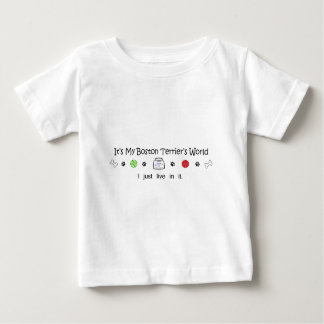 BostonTerrier Baby T-Shirt