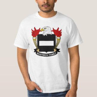 Bostwick Family Crest T-Shirt