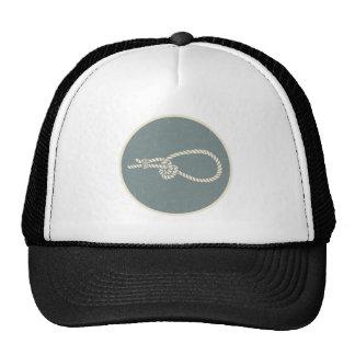 bosun Jones' Knot Guide - The Barbary Necktie Trucker Hat