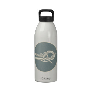 bosun Jones' Knot Guide - The Honeymoon Hitch Reusable Water Bottle