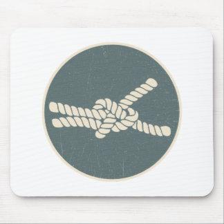 bosun Jones' Knot Guide - The Monkey Knut Mouse Pad