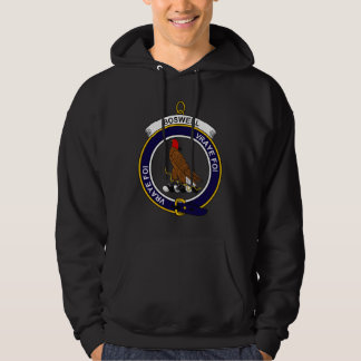 Boswell - Clan Crest Hoodie