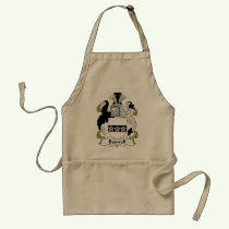 Boswell Family Crest Apron