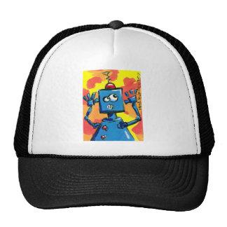 bot003.07 trucker hat