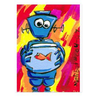 bot004.07 tarjeta postal